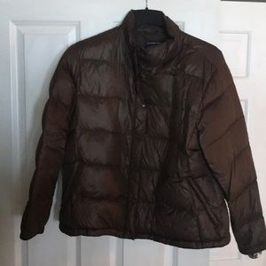 Lands End down jacket!